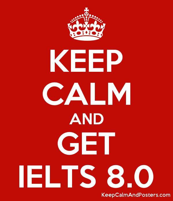 How I scored IELTS 8.0